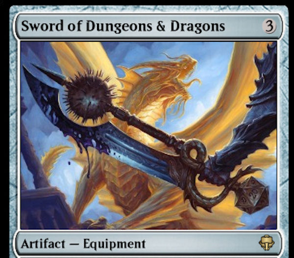 Sword of DnD