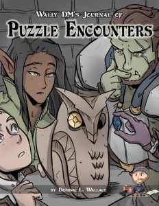 D&D Journal of Puzzle Encounters