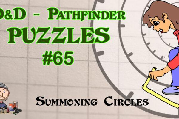 Summoning Circle Puzzle