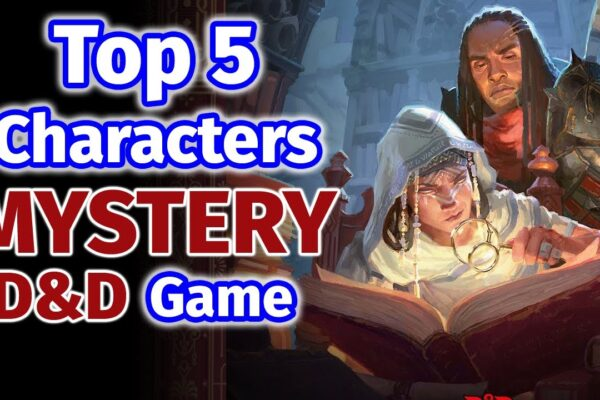 Top 5 Character Builds for Candlekeep Mysteries